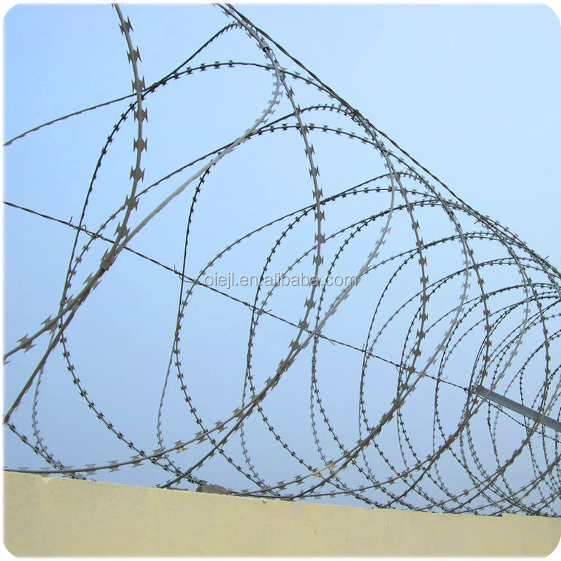 Razor Stainless Steel Barbed Wire, Razor Stainless Steel Barbed Wire ...