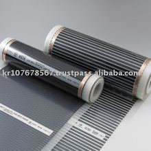[RexVa XiCA] Carbon Heating Film ( Heat Film , Carbon Film Heater )