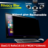 3M quality laptop screen protector privacy screen filter for LCD