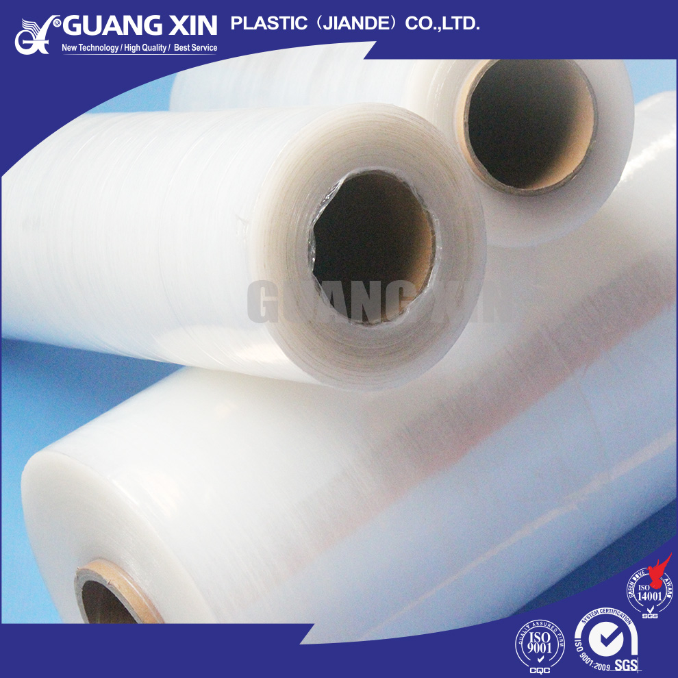 Best/low price/hot sale of LLDPE stretch wrap film