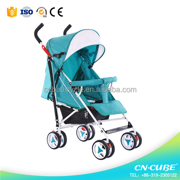 2017 Lightweight foldable baby stroller baby carrier kids carriage for 10month baby