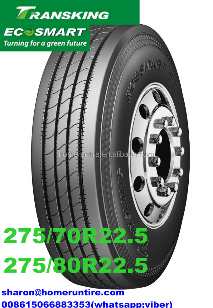Transking Brand 275/70r22.5 For Sale,All Steel Radial Bus And ...
