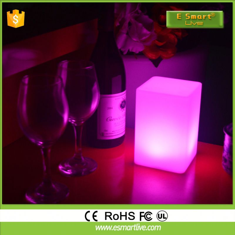 S Swin shape High Quality Cordless Led Table Lamps from Chinese factory