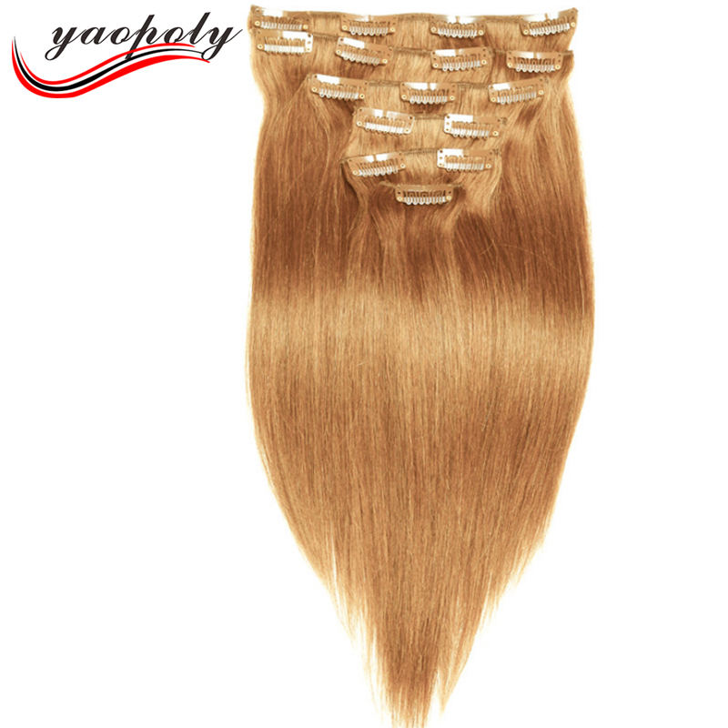 Aliexpress Clip In Hair Extension Dubai 100 Virgin Brazilian Human