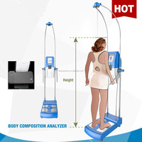 bioimpedance analysis machine body composition analyzer for sale human body fat analyzer OEM manufactuer