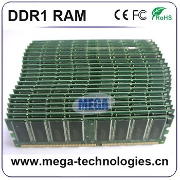 DDR PC400 1GB LONG Dimm/DDR1 PC400 512MB/1GB Ram /DDR 400MHZ-3200 184Pin