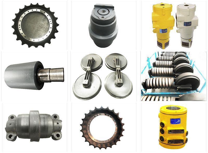 Excavator Spare Parts Central Swivel Joint For Sale - Buy Swivel Joint For  Excavator,Excavator Rotary Joint,Central Swivel Joint For Sale Product on