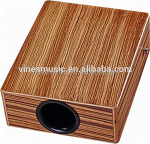 NEW Percussion instruemnts,box cajon drum, portable travel cajon
