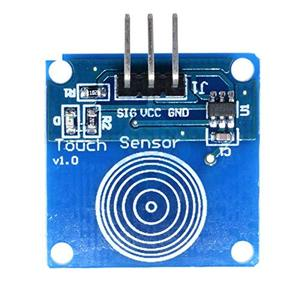 Ttp223b Digital Touch Capacitive Sensor Switch Hc-06 6pin Bluetooth High  Precision Accuracy Clock Adc 4 Channel Module
