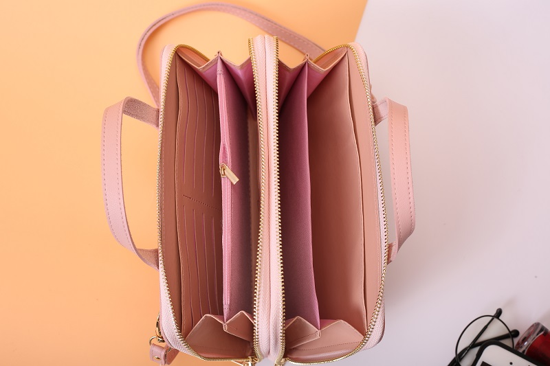 Baellerry 2019 new Korean version Luxury Leather Bucket Bag handbags for women Lady Shoulder Bag carrying bag Bucket