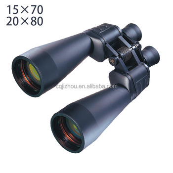 cheap price optical prism 20x80 long distance binoculars for military equipment