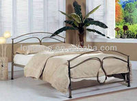 Top-selling Classic Europe Cast Iron Beds Frame