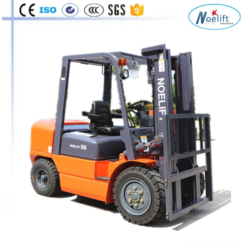 tilting mini lift 2500kg forklift price Hangzhou Manufacture Low Container Mast Hydraulic Diesel 2.5T Forklift FD25 Price