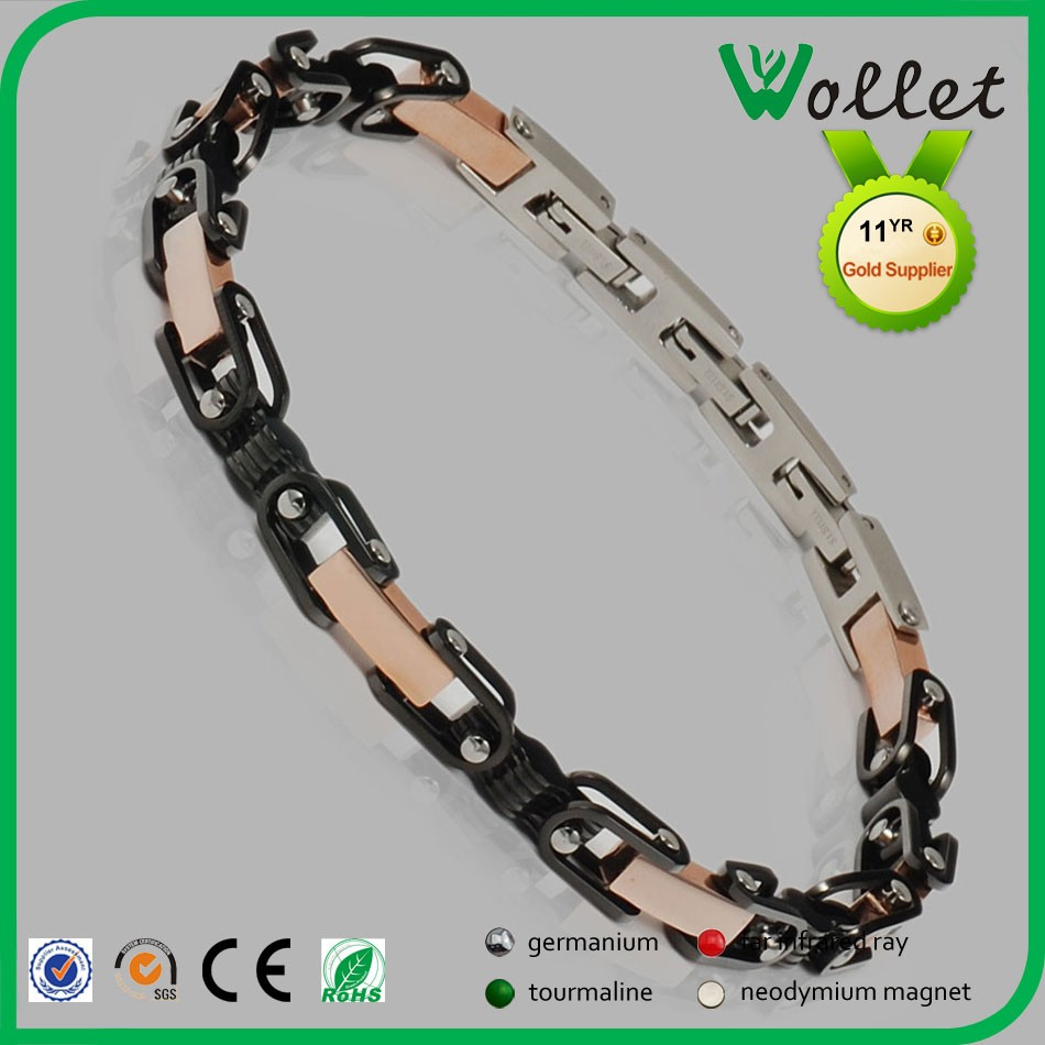 Magnetic bracelet from pressure: the benefits or harm 83