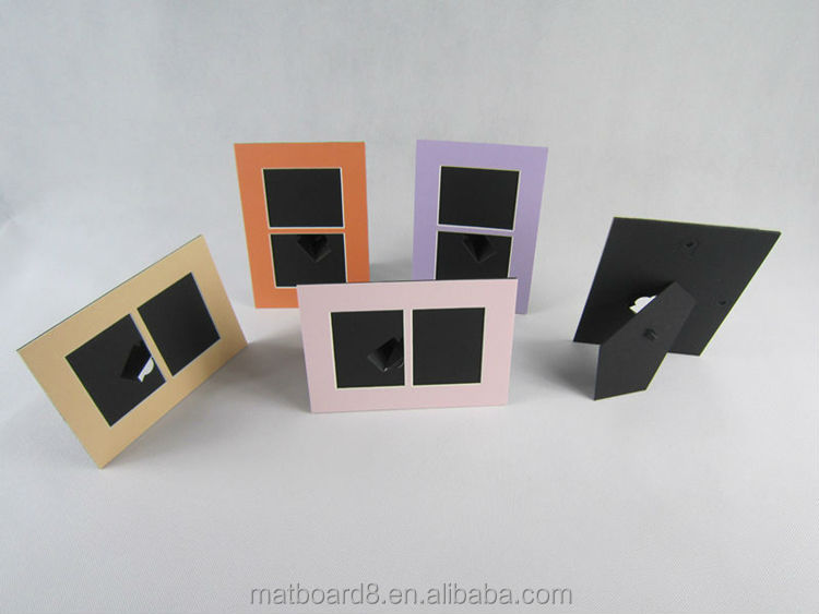 2014 Latest Cheap Wholesale Paper Photo Frame Handmade
