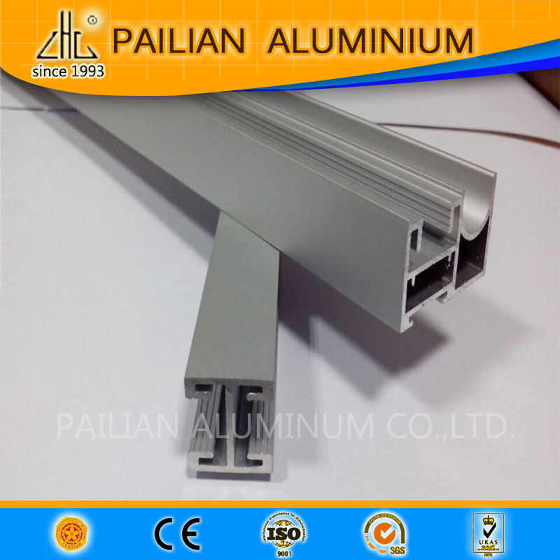 Hot! aluminium billet 6063 grade different type of anodized aluminium profile