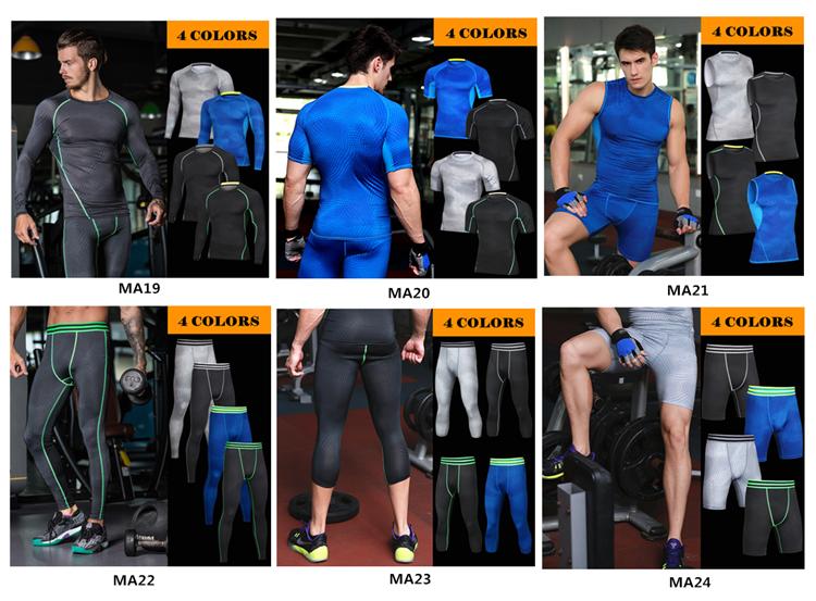 Men Running Workout Shorts 15