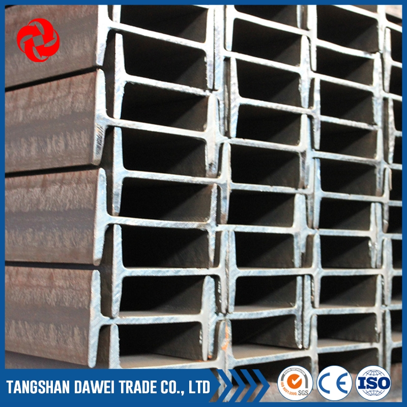 Chinese manufacture supplier structural carbon steel i beam price per foot