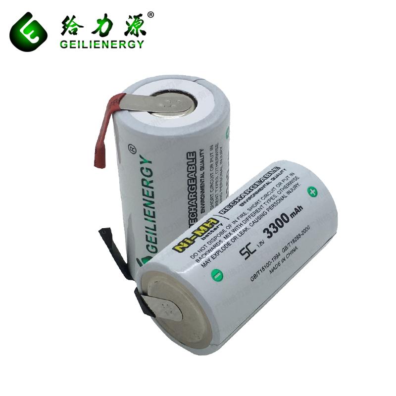 Nickel Metal Hydride Battery >> High Power 3300 Mah 1 2v Rechargeable Batteries Nickel Metal Hydride Battery Sub C Nimh Battery Buy Sub C Battery 1 2v 3000mah Sub C Nimh