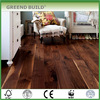 Bedroom walnut engineered flooring