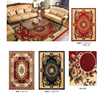Wilton rugs for living room under table rugs with 100% polypropylene