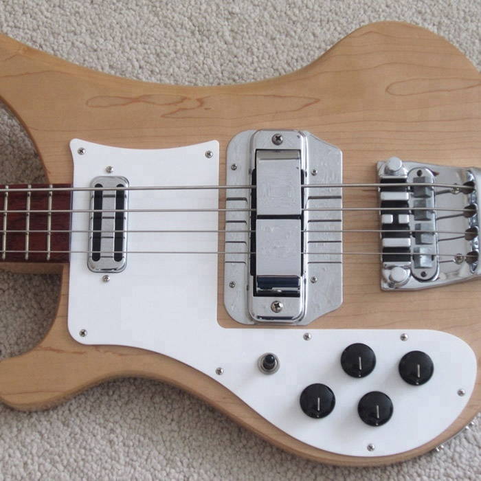 Rickenbacker Bass Acrylic Guitar Panel Truss Rod Custom 2mm White Acrylic  Cover - Buy Custom 2mm White Acrylic Cover,Custom 2mm White Acrylic Guitar