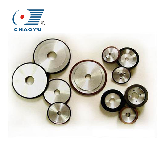 1a1 Resin bond diamond grinding wheel or CBN grinding wheel for carbide