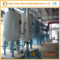 50 TPD oil refinery contract with agriculture equipment