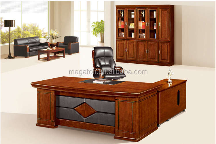 Alibaba Office Furniture Supply Classic Director Office Table