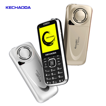 KECHAODA K9 2.4 inch 3.5 Head Phone Jack Feature Phone Manufacturer Mobile Phone