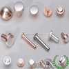 Manufacturer Copper Thimble plating silver contact