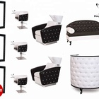 Newest styling chair set beauty salon barber salon equipment for sale