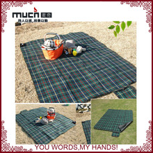 High quality picnic rug with waterproof backing