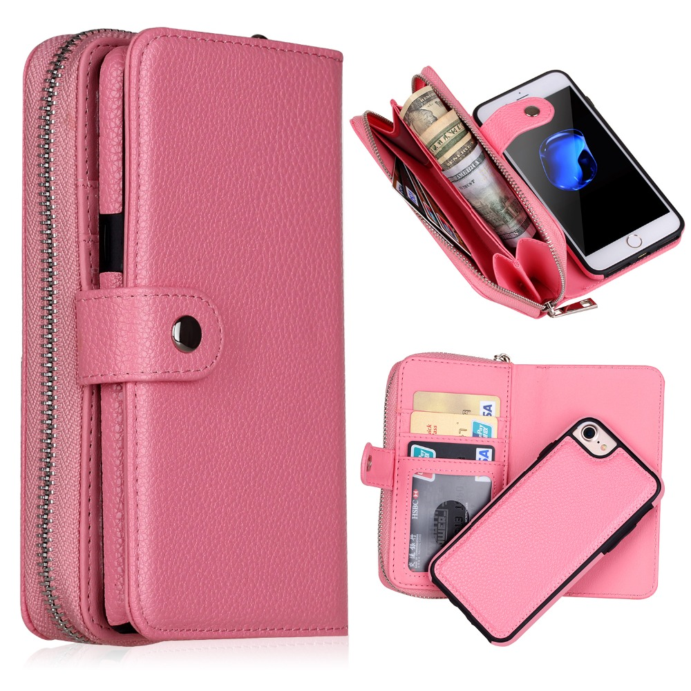BRG OEM/ODM Available PU Leather Phone Case Wallet