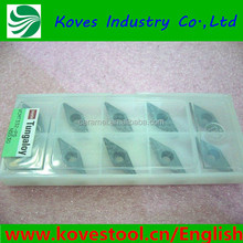 Tungaloy Cemented Carbide Inserts VCMT160408-PS NS530 NS9530 lathe machine cutting tool