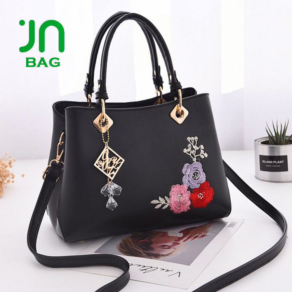 8dfd08b9f6 JIANUO new model purses and ladies handbags lady leather bags