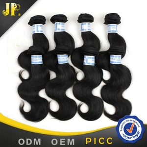 JP Hair Aliexpress premium indian remy hair 5a grade indian remy single drawn hair extension