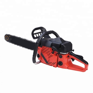 High quality CE approved 5200 gas chainsaw manual chainsaw
