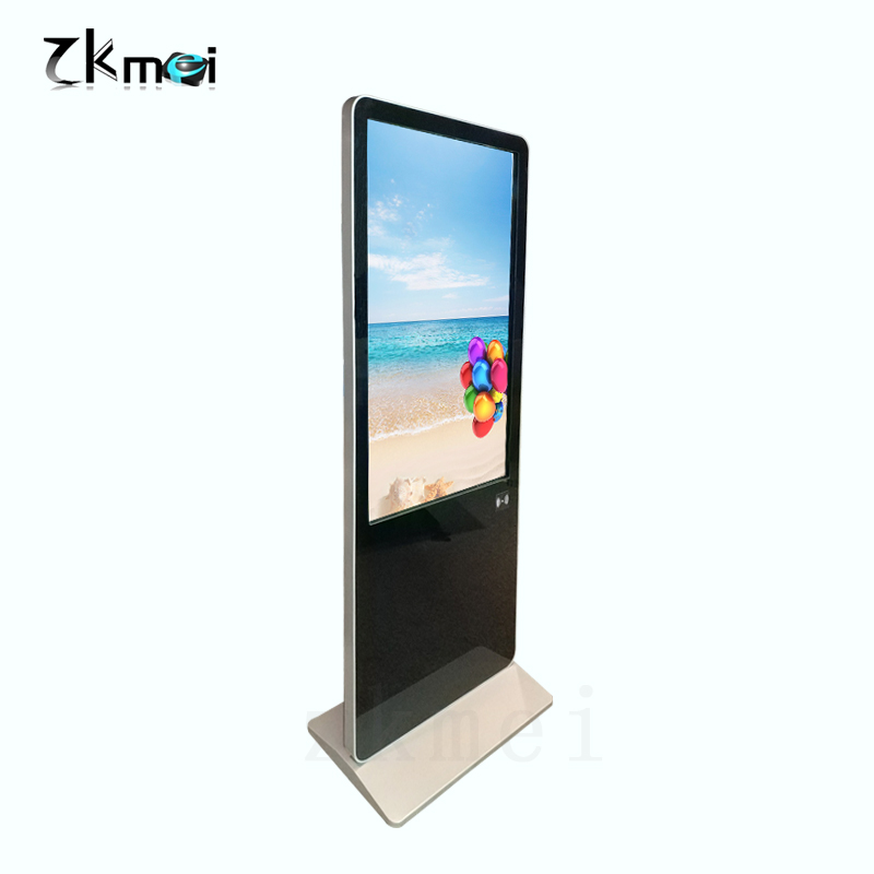 Chinese video's draagbare indoor digital signage lcd reclame display stand prijs