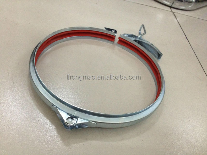 Pipe ring clamp acpfoto