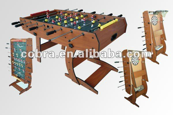 Germany Kicker Foosball Table With Cup Holder,Abs Grip,Manual Scorer   Buy  Foldable Multi Game Soccer Table (soccer+dart+basketball),Classic Sport  Foosball ...