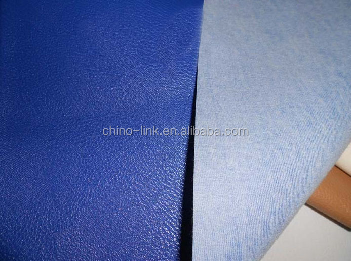 Imitation cow leather grain leather new styles PU leather