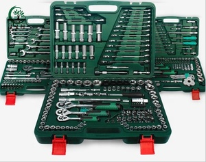 Factory Direct Wholesale Swiss Mechanical Mate Hand Craft Tool Kit 48pcs Plastic Box Hand Tool Set For Vehicle