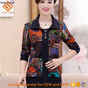 9bcf5d0183f Middle Aged Woman Cardigan Wholesale