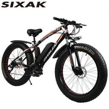 """15930d0719b Powerful variable speed 26""""*4.0 fat tire electric bicycle snow e-bike  fat"""