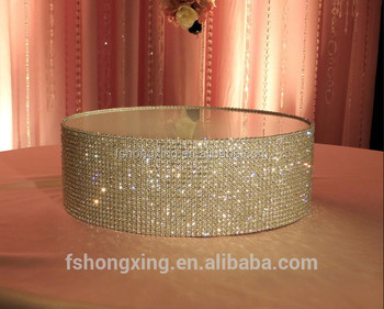wedding cake stand with hanging crystals csz 1 high quality tiered wedding cake stand with 25684