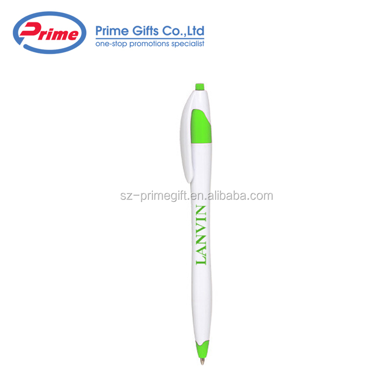 Custom Logo Printed Cheap Javelin Pen