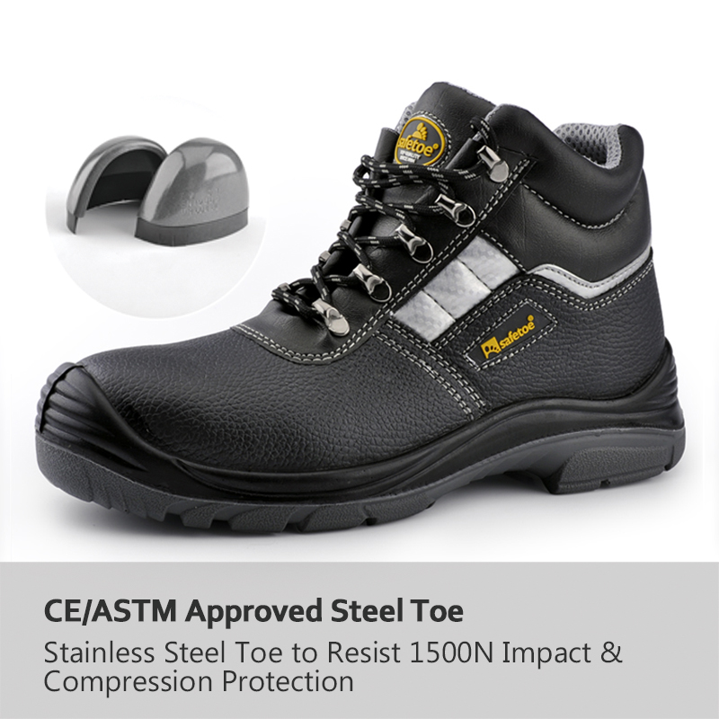 a855f137b6f2 China steel toe safety shoes and boots wholesale 🇨🇳 - Alibaba