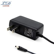 Hot selling FCC.UL.CE 5v 6v 12v ac power supply adapter 12v 0.1a power adapter