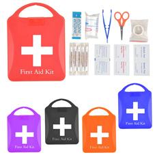 Medico ospedaliero regalo logo del marchio per la cura personale salutare terapia intonaco impermeabile nero bende di plastica portatile di fascia cassetta di pronto soccorso